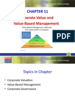Ifm Chapter 11 Value Based Management