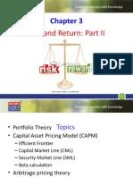 Ifm-chapter 3- Risk and Return 2 (Slide)