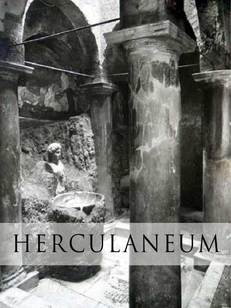 Cast Arredo Torre Annunziata wallace-hadrill 2011-herculaneum past future | volcano