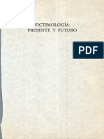 Victimologia Presente y Futuro