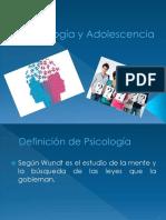 psicolog a y adolescencia
