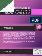 TERAPEUTICA OBSTETRICA - UNC