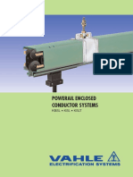 Powerail Enlosed Conductor Systems