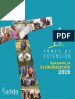 Proyectos FE 2019