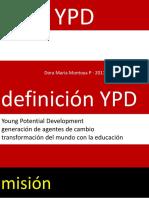 DIPLOMADO YPD + DMMP