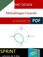METODOLOGÍA SPRINT DESIGN + DMMP