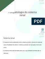 Fisiopatologia Do Sistema Renal