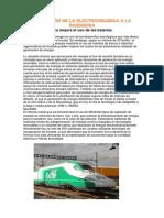 Aplicación de La Electrodinamica a La Ingenieria
