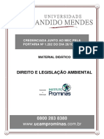 Direito e Legislação Ambiental.pdf