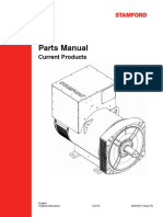 Parts Manual Current Products