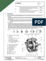 pompe radiale