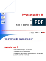 INVENTARIO II Y III