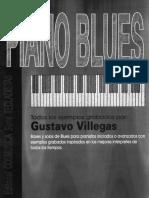 Blues Piano (Metodo Para Partituras)