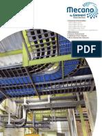 Catalogo Mecano Sistemas Portacables Aluminio
