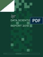 Data Scientist Report