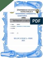 Informe Del Viento