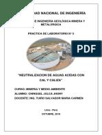 Informe 5 de Mineria