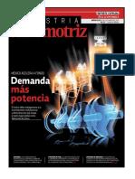 Industria Automotriz en México octubre del 2019