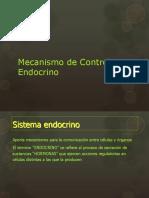 Expo Cap 41 Mecanismo de Control Endocrino