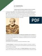 El Arte Según Aristóteles