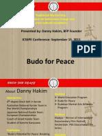 Budo for Peace