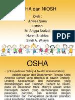 6. Osha Dan Niosh