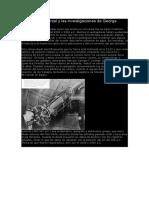 El Diluvio Universal y Las Investigaciones de George Dodwell
