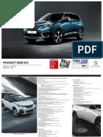 All New Peugeot 5008 Suv October 2017 Version 2