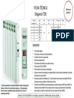 Ficha Tecnica Emisor TDE