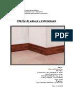 Informe Zocalo Contrazocalo