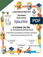 Diploma de Sabina