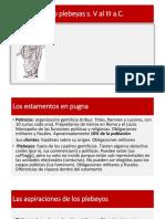 Luchas Patricio Plebeyas (Corr)
