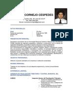 Curriculum Vitae Julio 2019-Convertido