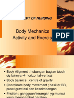 Activity and Exercise Marwan KD I