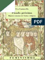 Cantarella Eva, Pasado Proximo. Mujeres Romanas De Tacita A Sulpicia.pdf