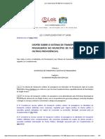 Lei Complementar 34 1999 de Florianópolis SC