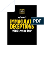 Jay Sankey - Immaculate Deceptions