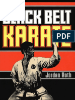 1roth Jordan Black Belt Karate