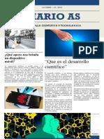Diario AS - Desarrollo Tecnológico y Científico