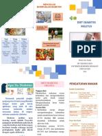 Diabetes Leaflet Print