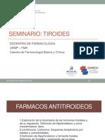 seminario tiroides