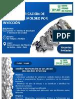Curso de Diseño de moldes