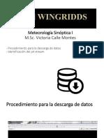 Manejo de Windgridds