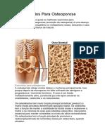 10 Exercícios Para Osteoporose