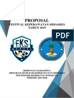 Proposal Sponsorship Fks Kirim Feby