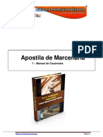 Manual de Carpintaria