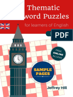 Thematic puzzles
