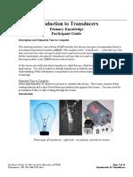 Transducers PK PG