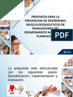 Propuesta Para DME DNP