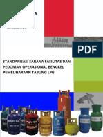Standarisasi Sarana Fasilitas Dan Pedoman Operasional Bengkel Pemeliharaan Tabung LPG - 20 Jan 2017(1)